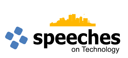 speeches on technology logo